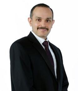 Dr. Abel Zachariah