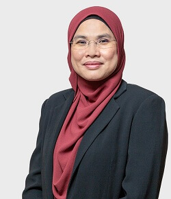 Dr. Ishaireen Bt Dalib