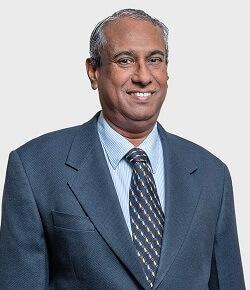 Dr M.K. Radha Krishnan