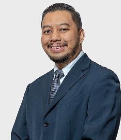 Dr. Noorharisman Bin Ideris